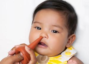 как промыть нос ребенку должным образом