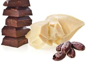 масло какао с шоколадом от кашля