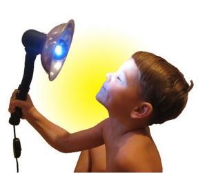 Синяя Лампа Инструкция По Применению Цена - фото 10