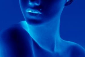 синяя лампа лечение