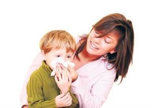 носовое кровотечение у детей причины и лечение
