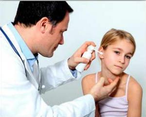 как лечить баротравму уха