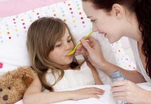 как лечить орви у детей