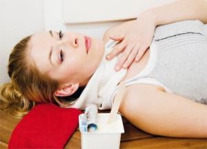 Как наложить компресс на горло при ангине