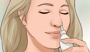 острый риносинусит лечение