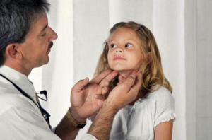 гипертрофия небных миндалин у детей
