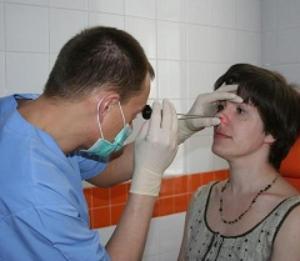 перелом носа со смещением лечение
