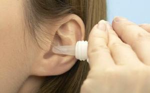 болезни уха лечение