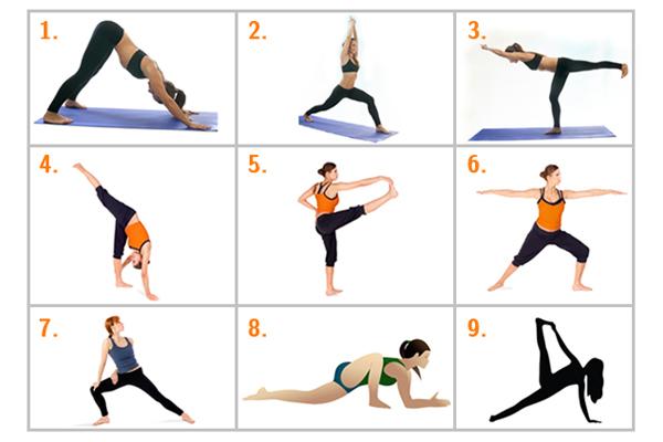 как похудет комплекс упражнений