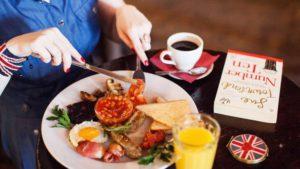 староанглийская диета меню на 5 дней
