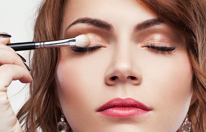 макияж глаз в 40
