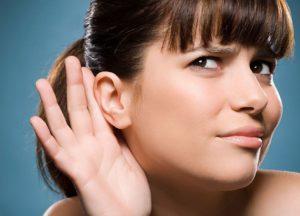 болезни уха тугоухость